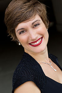 Headshot of Artistic Director and Founder Megan Roth